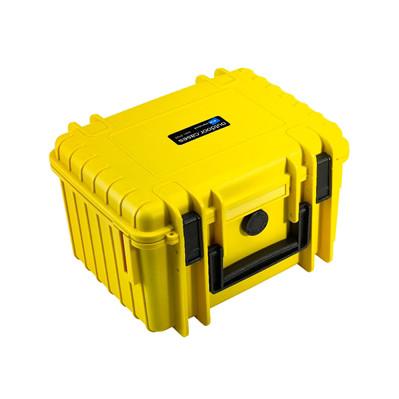 B&W International Type 2000 geel incl. vakindeling