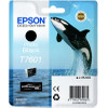 Epson T7601 Cartridge Foto Zwart - 1