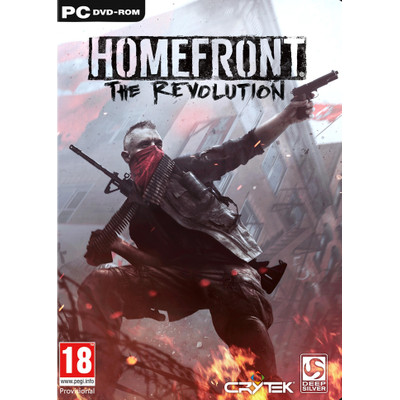 Image of Homefront: The Revolution PC
