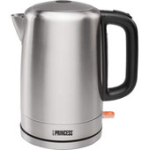 Princess Kettle Stainless Steel Deluxe 1,7 L