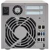 Qnap TVS-471-i3-4G + 12 TB + Switch - 7