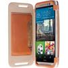 Book Case Kiruna HTC One M9 Bruin - 1