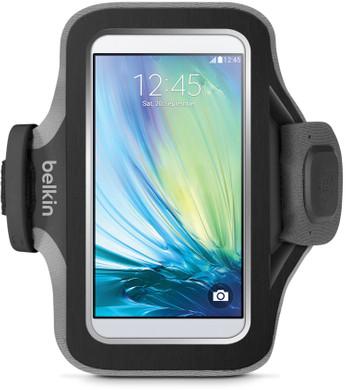 Belkin Slimfit Plus Armband Samsung Galaxy S6 Zwart