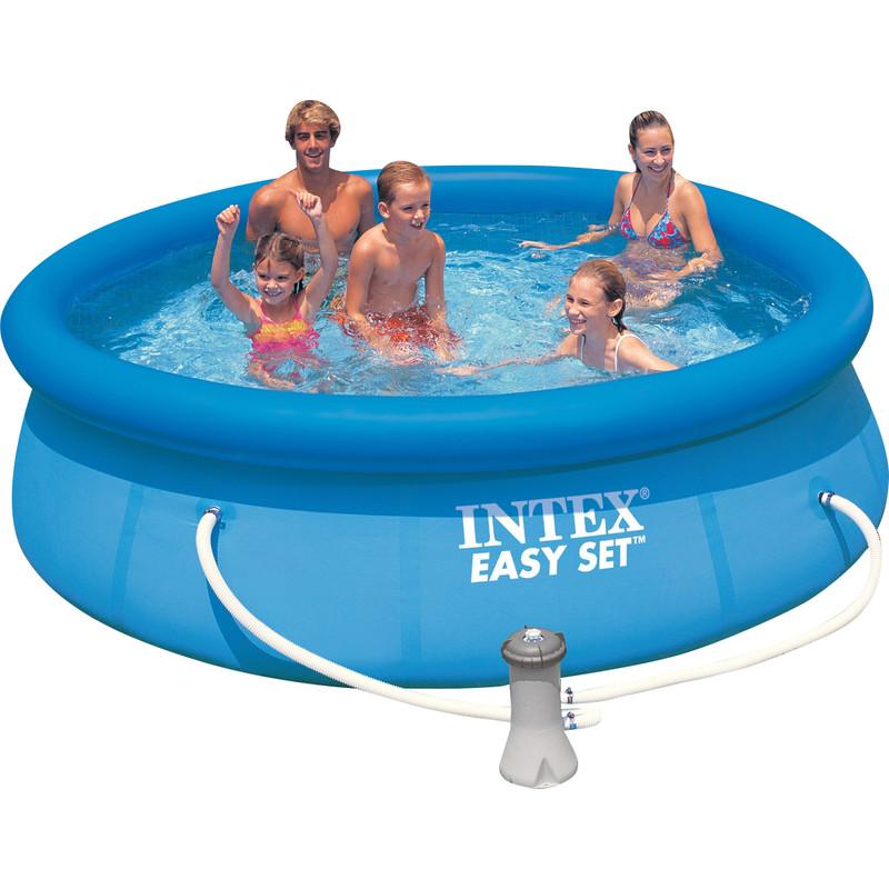 Intex Easy Set 28112GS Zwembad 244x76cm