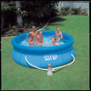 product in gebruik Easy Set 305 x 76 cm met Pomp