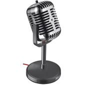 Trust Elvii Desktop Microfoon