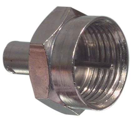 Hirschmann RFC75-afsluiter F-connector