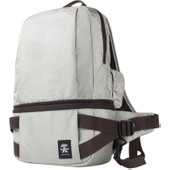 Crumpler Light Delight Foldable Backpack Platinum
