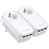 TP-Link TL-PA8030P Geen WiFi 1200 Mbps 2 adapters