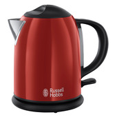 Russell Hobbs Colours Flame Red Compact