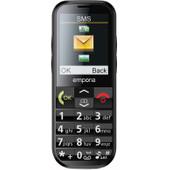 Emporia Eco senioren telefoon zwart