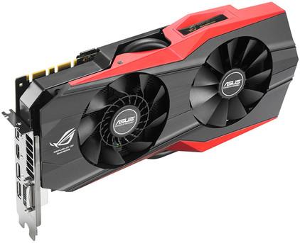 Asus GeForce MATRIX-GTX980-P-4GD5