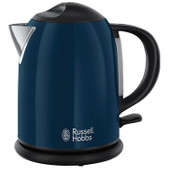 Russell Hobbs Colours Royal Blue Compact Waterkoker