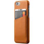 Mujjo Leather Wallet Case Apple iPhone 6/6s Bruin