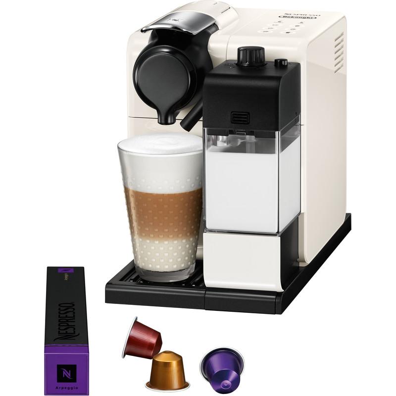 Delonghi Nespresso Lattissima Touch En550.w Wit