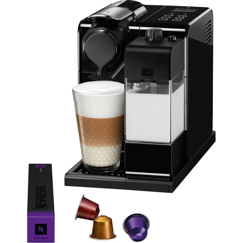 Delonghi Nespresso Lattissima Touch En550.b Zwart