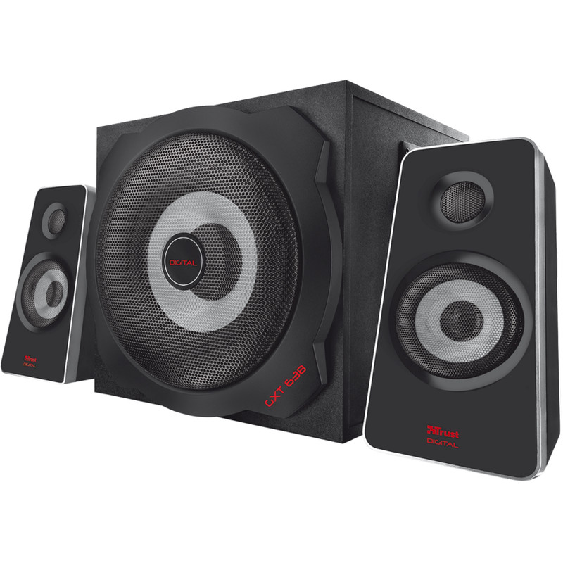 GXT 638 Digital Gaming Speaker 2.1