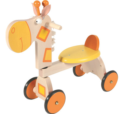 Scratch Move-It 4-Wheel Walker - Loopfiets - Giraf