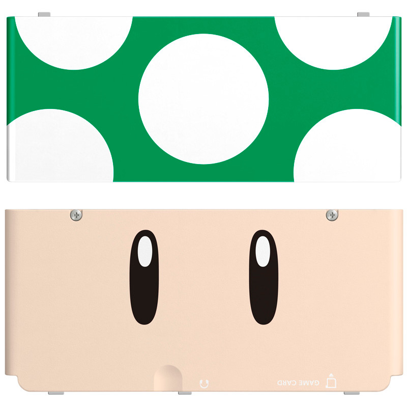 New Nintendo 3ds Cover 1up Pop