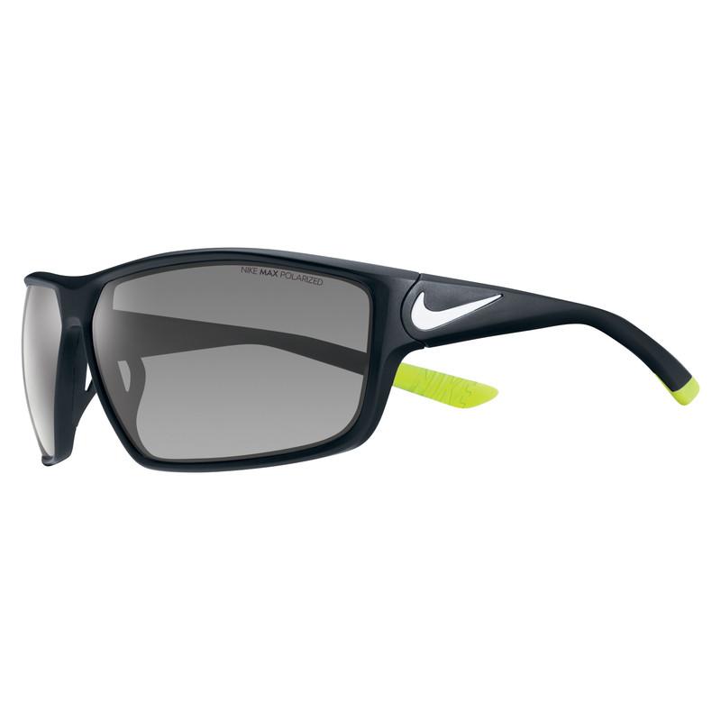 Nike Ignition P Matte Black White/grey Polarized Lens