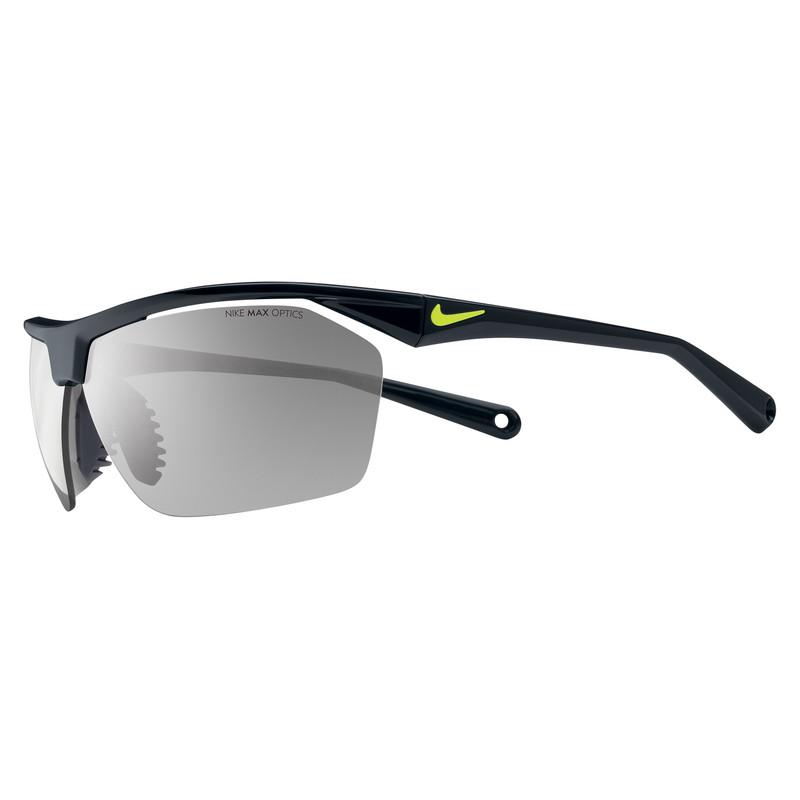 Nike Tailwind 12 Black Volt/grey Silver Flash Lens