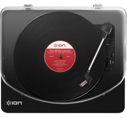 ION Classic LP Zwart
