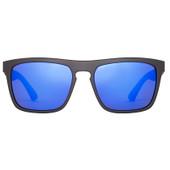 Sinner Thunder Matte Black/PC Blue Revo Mirror