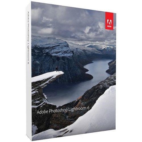 Adobe Photoshop Lightroom 6.0 NL