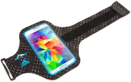 Griffin Adidas Armband Galaxy S5/S6 Zwart/Blauw