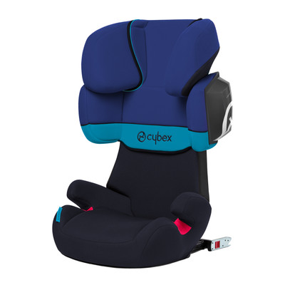 Image of Cybex Solution X2-FIX Blue Moon