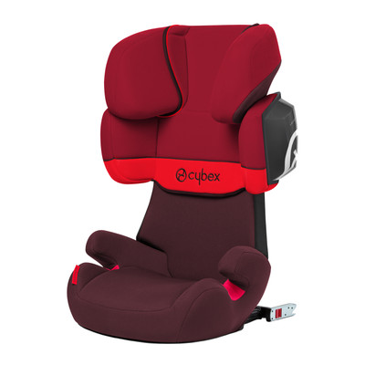 Image of Cybex Solution X2-FIX Rumba Red