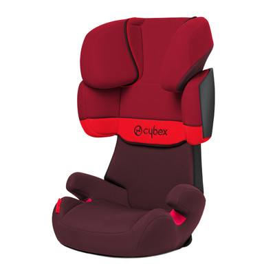 Image of Cybex Solution X Rumba Red