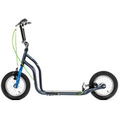 Yedoo New Ox Grey-Blue Scooter