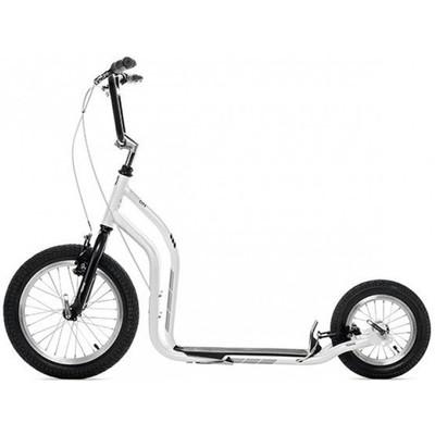 Yedoo New City White-Black Scooter