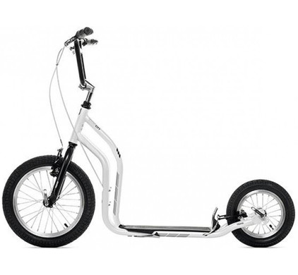 Yedoo New City White-Black Scooter
