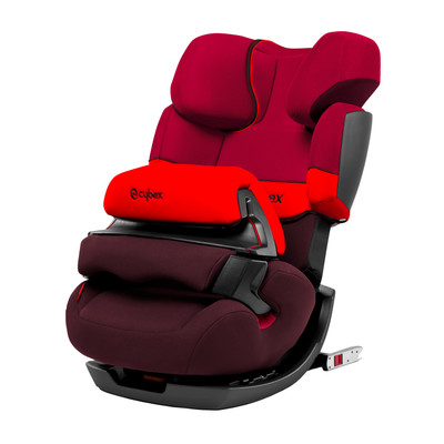 Image of Cybex Pallas FIX Rumba Red