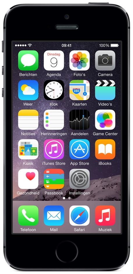 Reparatie iPhone 5sscherm reparatie