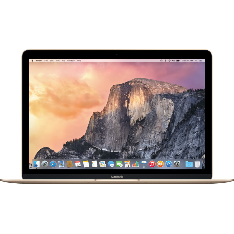 Apple Macbook 12 256 Gb Goud