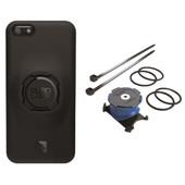 Quadlock Motor/E-bike/Racefiets/Fietshouder Kit iPhone 5/5S/SE