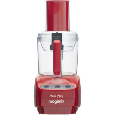 Image of Magimix Keukenrobot Mini Plus Rood