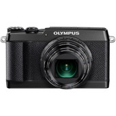 Olympus Stylus SH-2 zwart