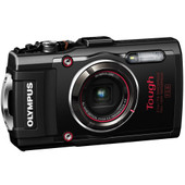 Olympus Tough TG-4 zwart