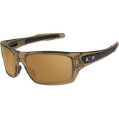 Oakley Turbine Brown Smoke/Dark Bronze