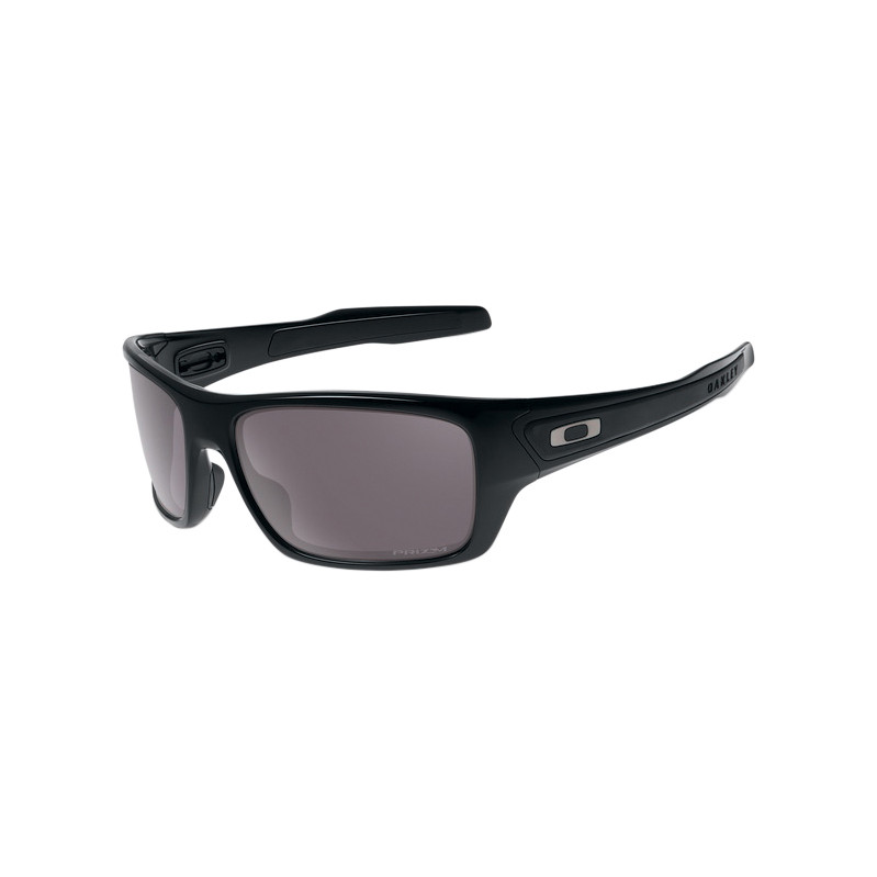 Oakley Turbine Polished Black/prizm Daily Polarized