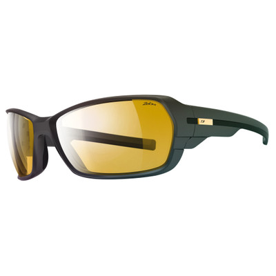Julbo Dirt 2.0 Matt Black/Black Zebra