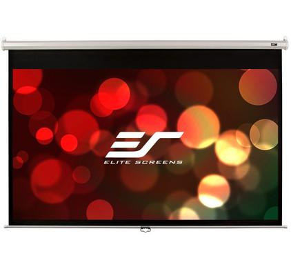 Elite Screens M106XWH: 243 x 159,9 (16:9)