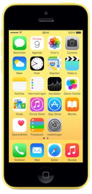 Apple iPhone 5C 8GB Geel