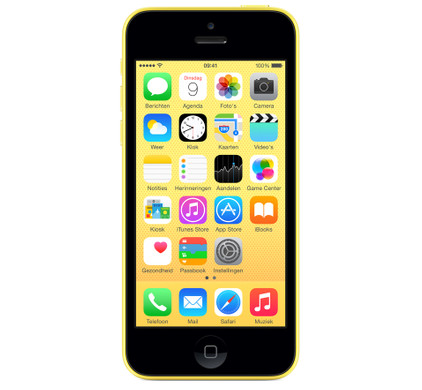 Apple iPhone 5C 8GB Geel