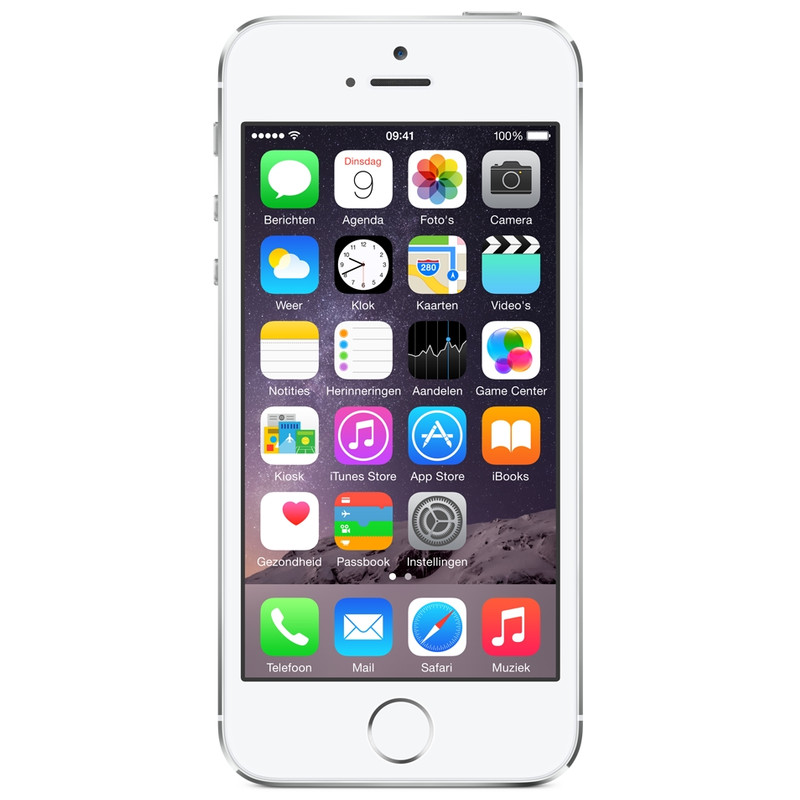 Renewd iPhone 5S 32GB Wit