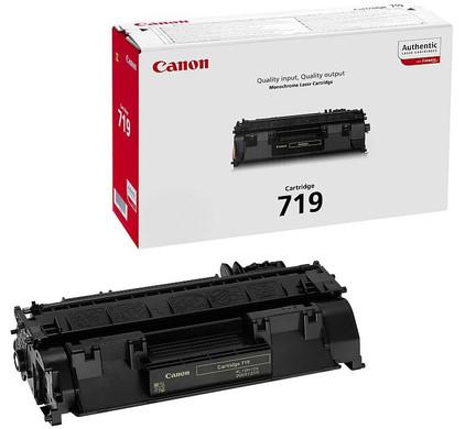 Canon CRG-719 Toner Zwart (3479B002)